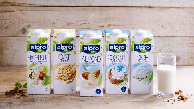 Alpro Soya Milk Products