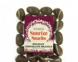 Belgian Chocolate Brazils 250g