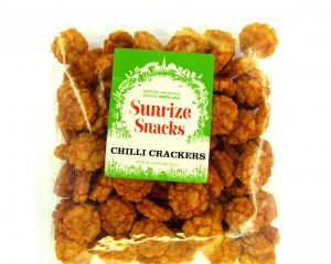 Chilli Crackers 200g