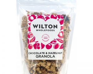 Chocolate & Hazelnut Granola 500g