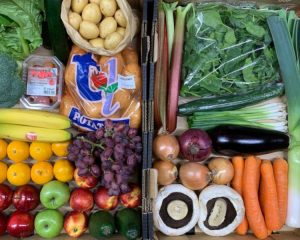 Dairy Free Fruit & Veg Box