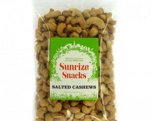 Salted Cashews 300g
