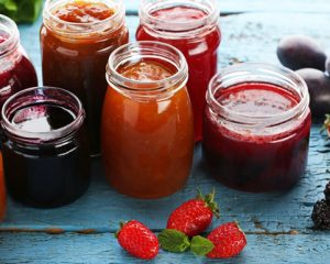 Jam, Marmalade and Honey