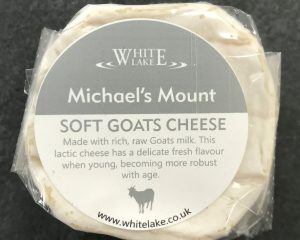 Soft Goat's Cheese 180g