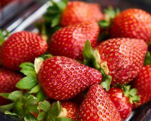 Local Strawberries 400 g