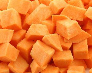 Sweet Potato Diced 400g