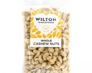 Whole Cashew Nuts 350g