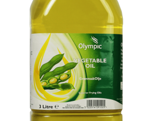 3 litre Olympic Vegetable Oil