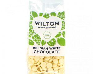 White Belgian Chocolate 250g