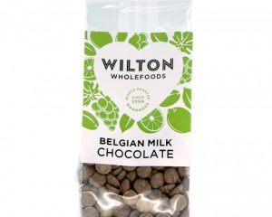 Belgian Milk Chocolate 250g