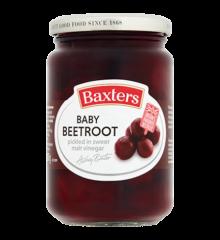 Baxters Baby Beetroot Jar 340g
