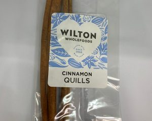 Cinnamon Quils x 2