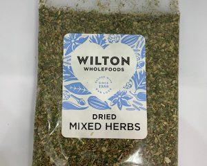 Dried Mixed Herbs 25g