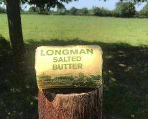 Longmans Salted Roll Butter 250g