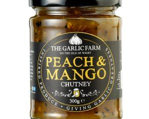 Peach & Mango Chutney 300g