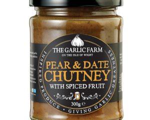 Pear & Date Chutney 300g