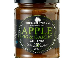 Fig, Apple & Garlic Chutney 280g