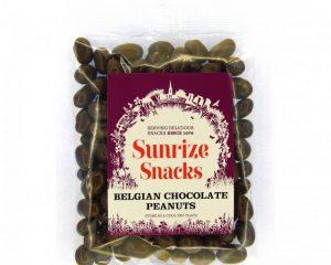 Belgian Chocolate Peanuts 150g