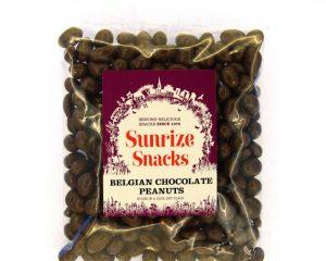 Belgian Chocolate Peanuts 300g