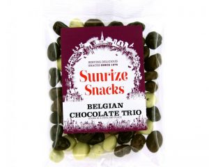 Belgian Chocolate Trio 110g