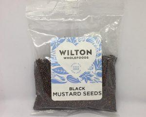 Black Mustard Seeds 75g