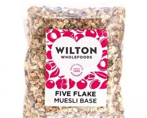 Five Flake Muesli Base 500g