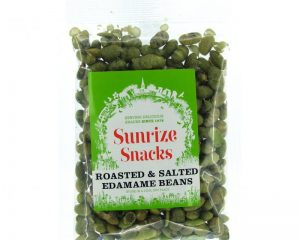 Roasted & Salted Edamame Beans 100g