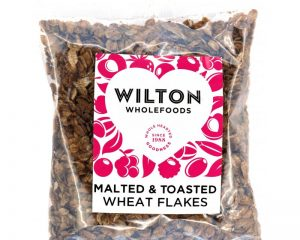 Malted & Toasted Wheatflakes 250g