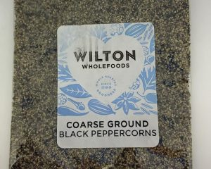 Coarse Ground Black Peppercorns 30g