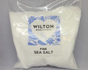 Fine Sea Salt 500g