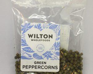 Green Peppercorns 20g