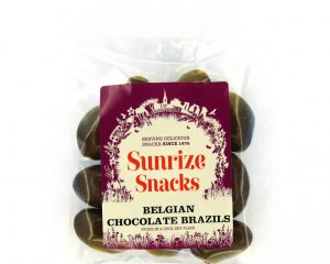Belgian Chocolate Raisins 100g