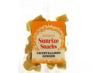 Crystallized Ginger 150g