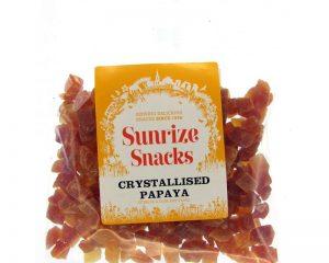 Crystallized Papaya 175g