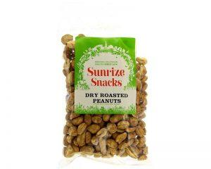 Dry Roasted Peanuts 150g