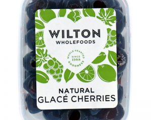 Natural Glace Cherries 180g
