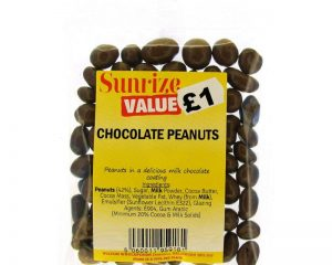 Chocolate Peanuts 110g