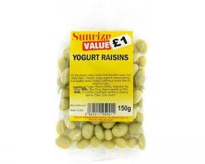 Yogurt Raisins 140g