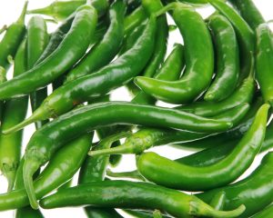 Chilli Large Green