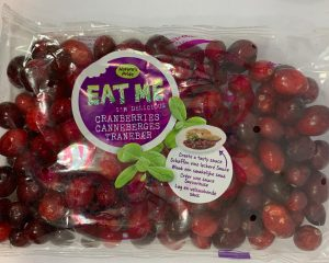 Cranberry Pack 250g